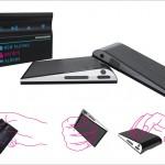 Grundig sponsorluğunda İTÜ bünyesinde yürütülen tüketici elektroniği konulu projede birinci seçilen tasarımı
