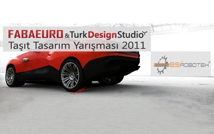 FABAEURO & Turkdesignstudio Taşıt Tasarım Yarışması 2011
