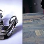 Hotiç'te yaptığı stajda tasarlamış olduğu ayakkabı tasarımı