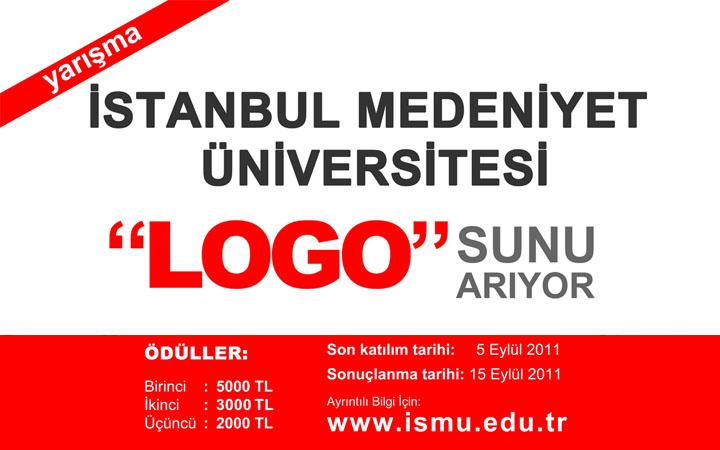 İstanbul Medeniyet Üniversitesi Logo Tasarım Yarışması
