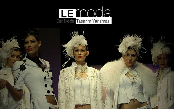 """""""Le Moda"""" İstanbul Deri Tasarım Yarışması"""