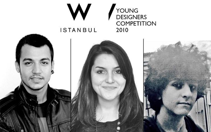 Young Designers: Yusufhan, Kübra, Burak