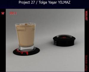 İkinci:Tolga Yaşar YILMAZ - Chalmers University - Endüstriyel Tasarım