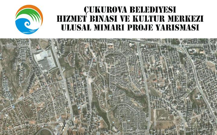 Adana Çukurova İlçe Belediyesi Hizmet Binası ve Kültür Merkezi Ulusal Mimari Proje Yarışması