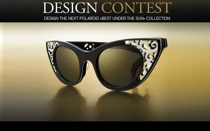 """Polaroid Eyewear """"Best Under The Sun"""" Tasarım Yarışması"""