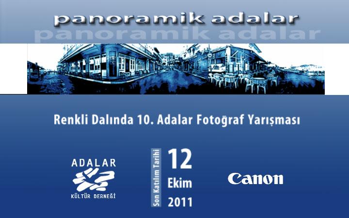 10. Adalar Fotoğraf Yarışması
