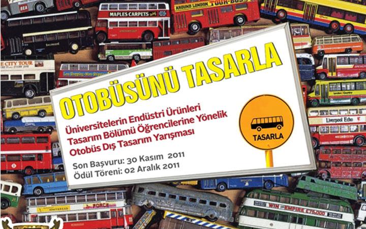 Herkes için Erişilebilir Otobüs Tasarım Yarışması