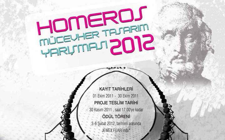 Homeros 2012 Mücevher Tasarım Yarışması