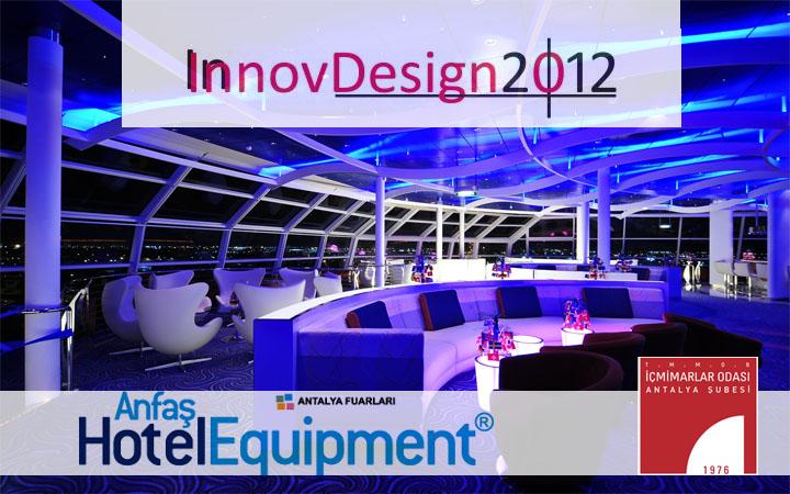 INNOVDESIGN 2012 İç mekan Tasarım Yarışması