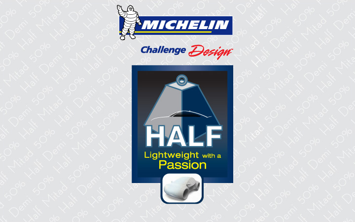 Michelin Challenge Design for 2013