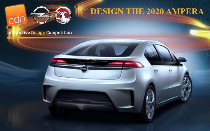 Design the 2020 Opel Ampera