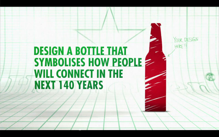 Design The Future Bottle – Heineken
