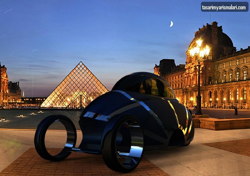Michelin Challenge Design 2012 Finalistleri: Çağhan Engin Çeşmeci ve Emre Gürel