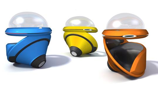 Michelin Challenge Design 2012 Finalistleri: Barış Cengiz ve Ebru Güzelderen