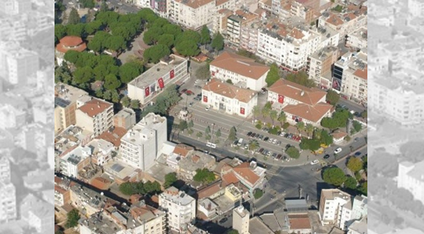 Ödemiş Belediyesi Kent Merkezi Ve Yakın Çevresi Ulusal Mimarlık Ve Kentsel Tasarım Fikir Proje Yarışması