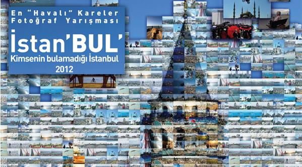 """İGDAŞ En """"Havalı"""" Kareler 2012 Fotoğraf Yarışması"""