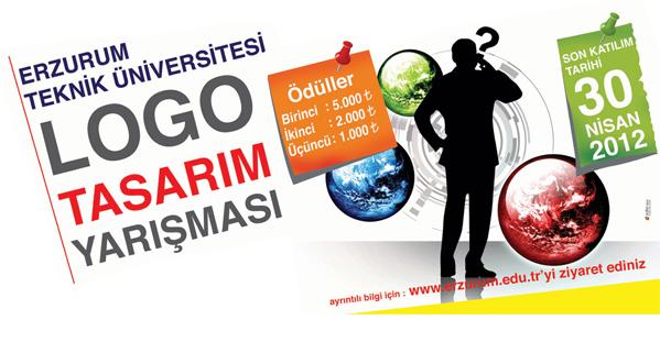 Erzurum Teknik Üniversitesi Logo Tasarım Yarışması