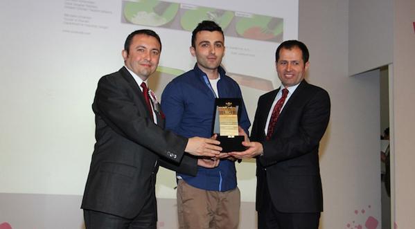 İMMİB Tasarım Yarışması Konsept 2011 Profesyonel Kategorisi Birincisi: Teberdar GÜRBEY