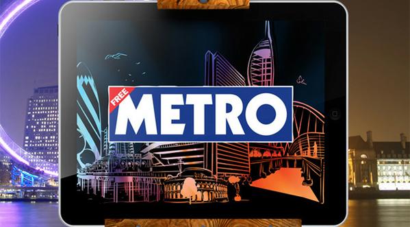 Tablet Kullanarak Metro Tasarım Yarışmasına Katılın