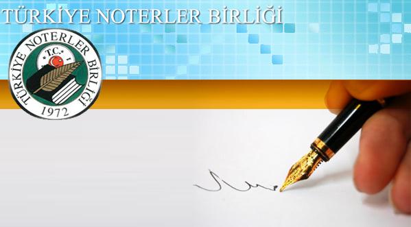 Türkiye Noterler Birliği Logo Tasarım Yarışması