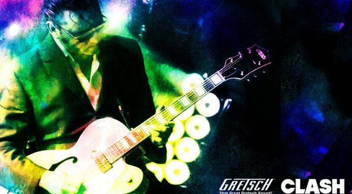 Richard Hawley Gitar Tasarım Yarışması
