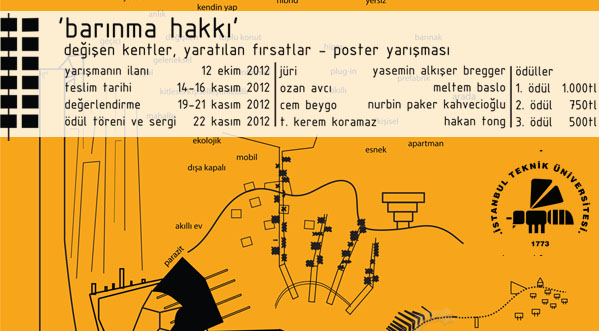 Değişen Kentler, Yaratılan Fırsatlar Poster Yarışması