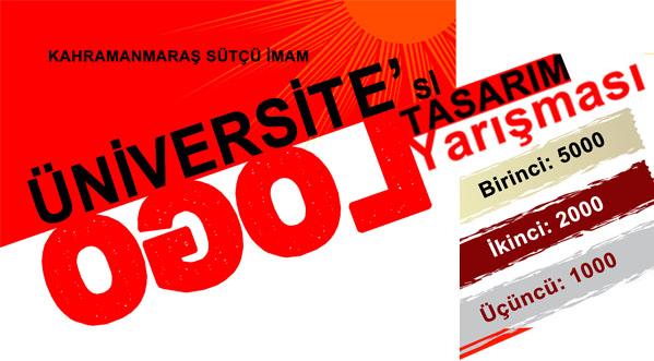 Kahramanmaraş Sütçü İmam Üniversitesi Logo Tasarım Yarışması
