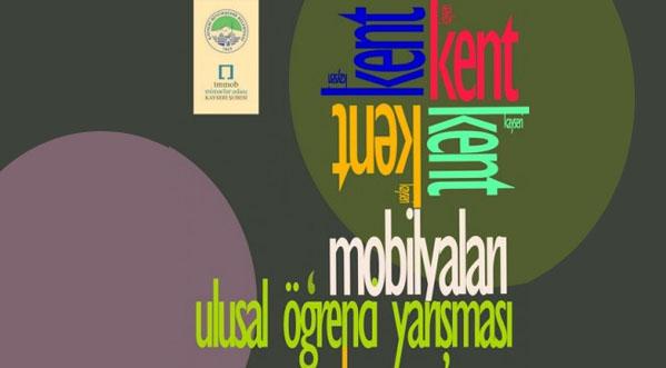 Kayseri 'Kent Mobilyaları' Ulusal Öğrenci Fikir Yarışması Sonuçlandı