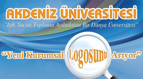 Akdeniz Üniversitesi Logo Tasarımı Yarışması Sonuçlandı