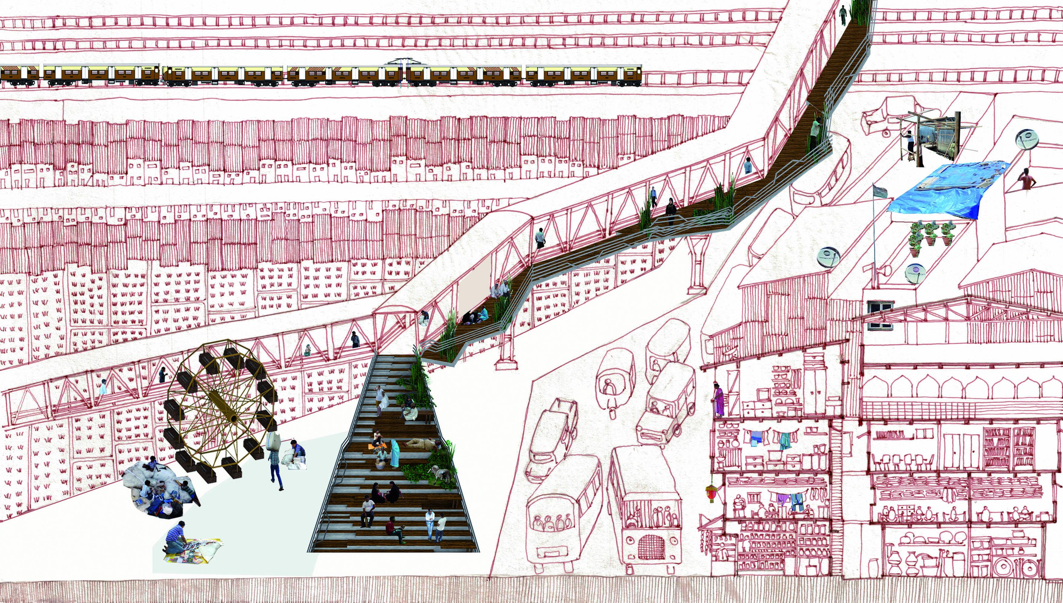 Metamorfoz ve Geleceğin Şehirleri Röportaj Dizisi-3 CRİT / Mumbai – Hindistan