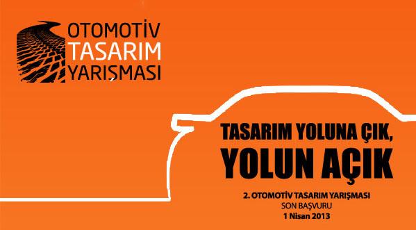 Otomotiv Tasarım Yarışması 2013