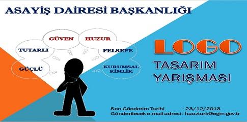 Emniyet Genel Müdürlüğü Asayiş Dairesi Başkanlığı Logo Tasarım Yarışması