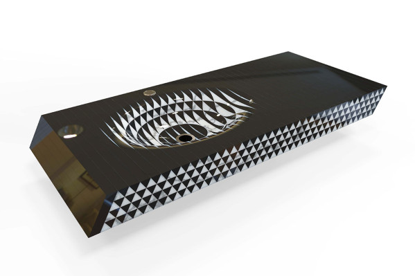 3.Doğal Taş Tasarım Yarışması Profesyonel Kategorisi İkincisi: Nazmiye Öztürk