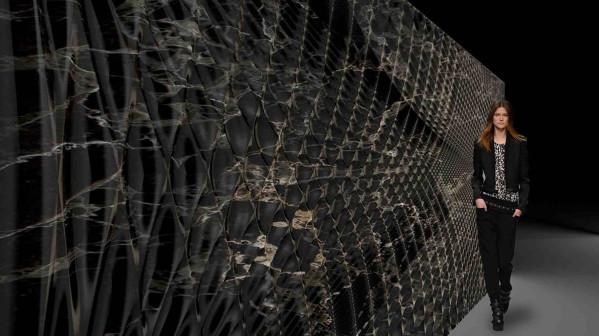 3.Doğal Taş Tasarım Yarışması Profesyonel Kategorisi mansiyon: Eren Çıracı ve Mevce Çıracı