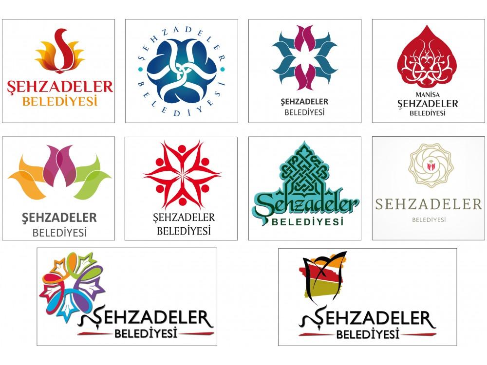 Şehzadeler Belediyesi Logo Tasarım Yarışması Finalist Eserler
