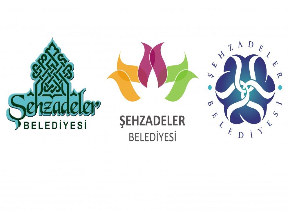 Şehzadeler Belediyesi logo tasarım yarışması mansiyon ödülü alan tasarımlar
