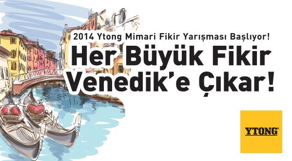2014 Ytong Mimari Proje Fikir Yarışması Sonuçlandı