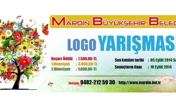 Mardin Büyükşehir Belediyesi Kurumsal Logo Yarışması
