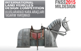 FNSS Uluslararası Kara Araçları Tasarım Yarışması
