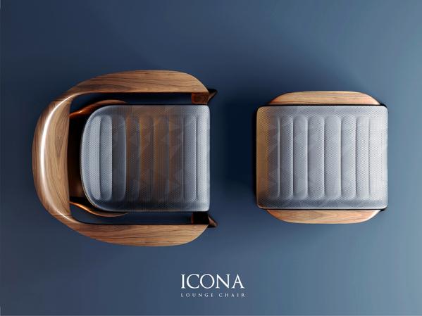 İsmet Çevik Acar Concept & DePadova design competition mansiyon ödülü