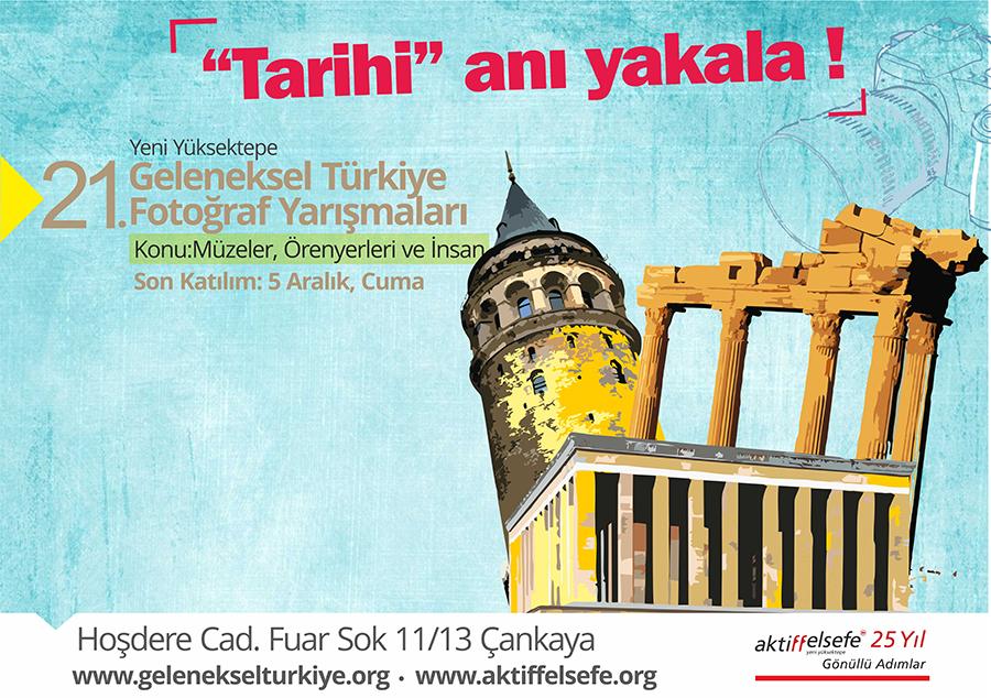 21. Geleneksel Türkiye Fotoğraf Yarışması