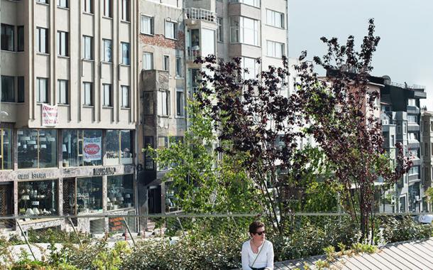 İstanbul'un En Renkli Kamusal Alanı ŞişhanePark Açıldı.