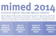MimED 2014 Öğrenci Proje Yarışması