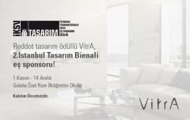 2. İstanbul Tasarım Bienali, Vitra Sponsorluğunda Başladı