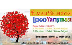 Antalya, Elmalı Belediyesi Logo Tasarımı Yarışması