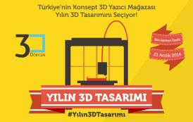 Yılın 3D Tasarımı Yarışması