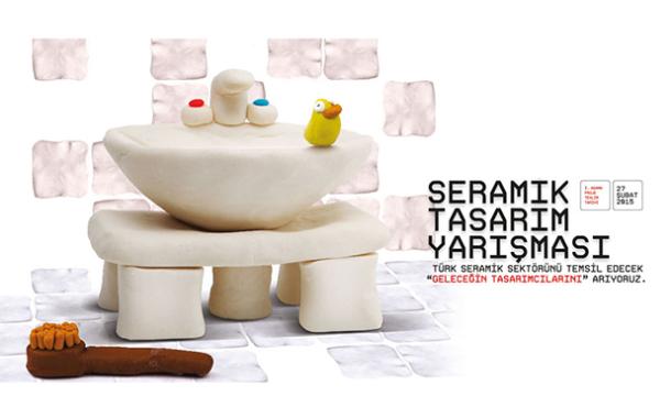Seramik Tasarım Yarışması 2014