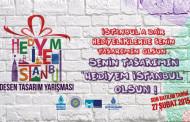 2. Hediyem İstanbul Desen Tasarımı Yarışması