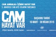 3. Anadolu Cam Afiş Tasarım Yarışması
