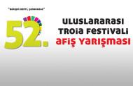 Çanakkale Belediyesi Uluslararası 52. Troia Festivali Afiş Yarışması Sonuçlandı